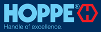 Logo: Hoppe - Handle of excellence