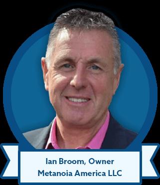 Ian Brown, Owner Metanoia America LLC